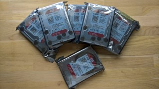 4 X 4tb Hard Disks In Packet