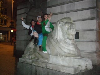 Marias 19th Riding The Lion