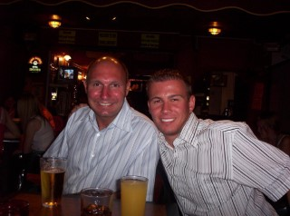 Me And Dad In Tenerife 04