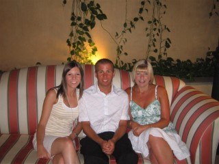 Me And Mum And Melissa In Tenerife 2006