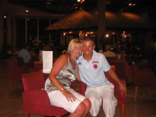 Me And Mum In Tenerife 2006
