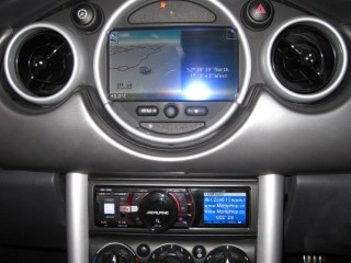 Mini Headunit In
