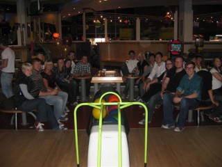 My 26th Bowling Group