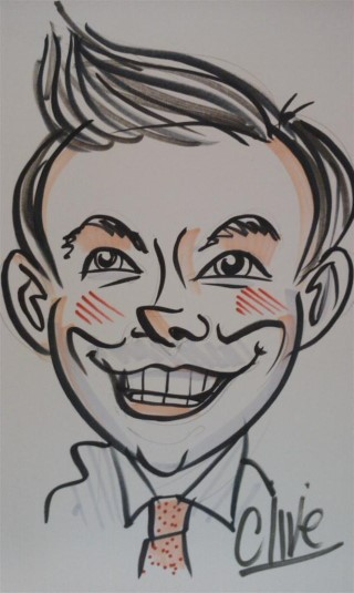 My Caricature May 10