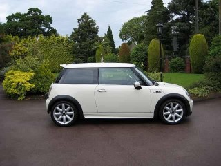 My New Mini AT Side