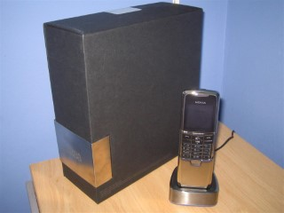 My New Nokia 8800