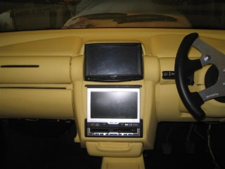 New Headunit In Dash