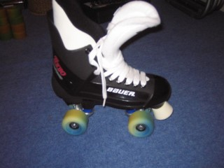 New Skates With Sims