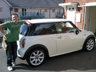 Paul Valet Me With Mini