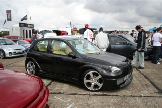 Side Of My Car At Donny South 2006