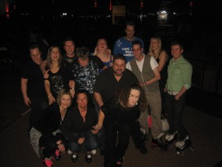 The Group Darrens BDay 2010