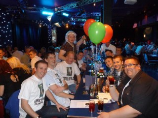The Group Jays Stag Night