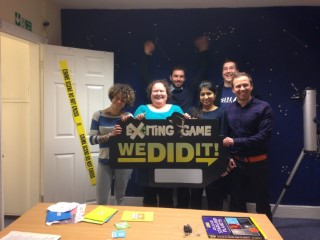Activeteach Exciting Game Oxford Jan 2015 Team