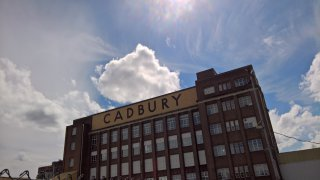 Big Sign Cadburys World June 2019