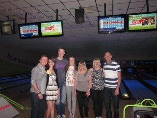 Bowling Dads 50th