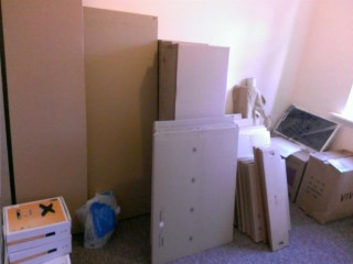 Boxes Home Office
