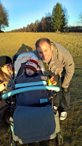 Boxing Day 2016 Walk In Bradgate Park Rachel Ethan And I