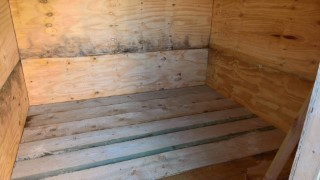 Building The Shed Roof Oct 2016 Floor