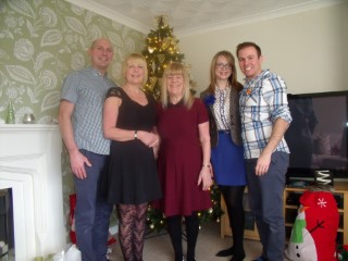 Christmas Day 2014 Family