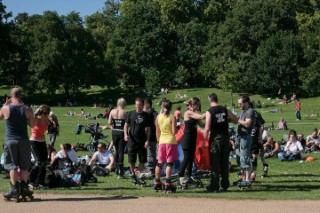 CSC at Hyde Park June 2011