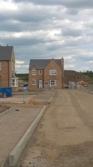 Deposit On The Willington Littlethorpe June 2015