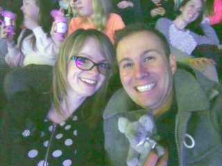 Disney On Ice May 2015 Rachel And I