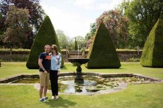Dorset May 2015 Athelhampton House Rachel And I Garden