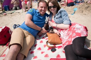 Dorset May 2015 Weymouth Rachel And I