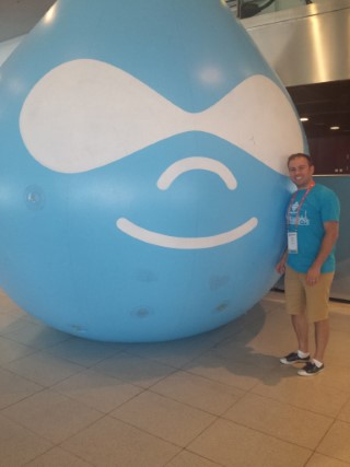 Drupalcon Barcelona September 2015 Me Big Drop