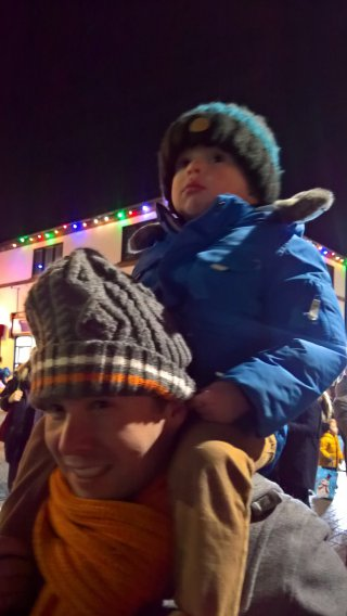 Ethan And I Broughton Astley Lights Switch On Dec 2018