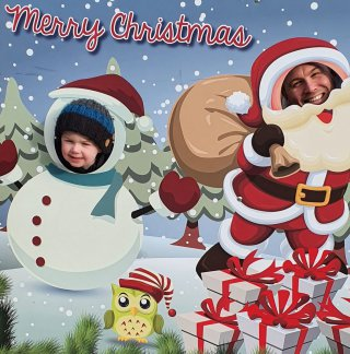 Ethan And I Christmas Cutout Gates Garden Centre Dec 2019
