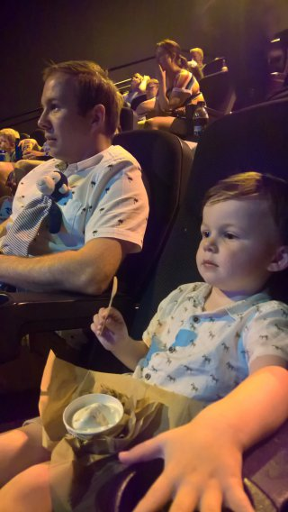 Ethan And I Ethans 1st Cinema June 2019