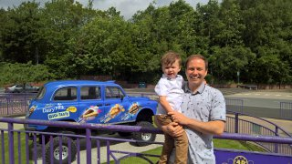 Ethan And I Monster Taxi Cadburys World June 2019
