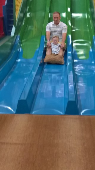 Ethan And I Slide Hatton Country World July 2017