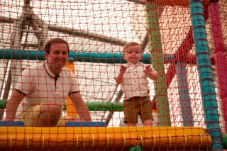 Ethan And I Soft Play Butlins Bognor July 2017