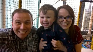 Ethan Rachel And I Hinckley Soft Play March 2019