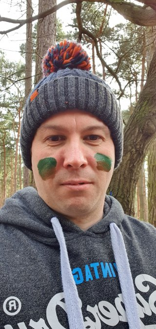 Face Paint Laser Tag Sams Stag Weekend Mar 2020