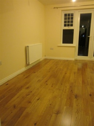 Fitted V4 E125 Wood Flooring
