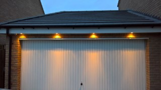 Garage Lighting And Security Front Downlighters Jan 2016