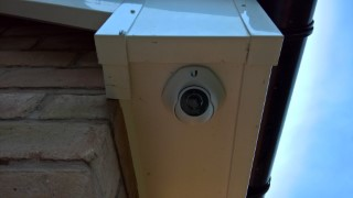 Garage Lighting And Security Ubiquiti Dome Camea Jan 2016