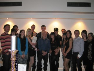 Group Hollys Birthday Sept 2012