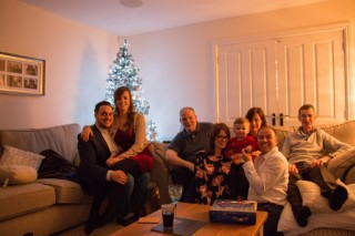 Group Photo Christmas Day 2017