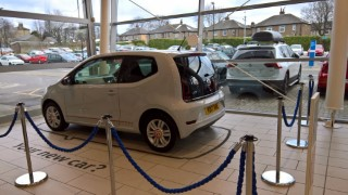 In The Showroom New Vw Up March 2018