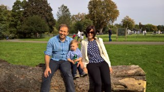 Joy Ethan And I Log Royal Leamington Spa September 2017