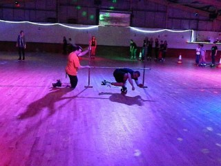 Limbo Chrissies Birthday Skate Wisbech May 2012