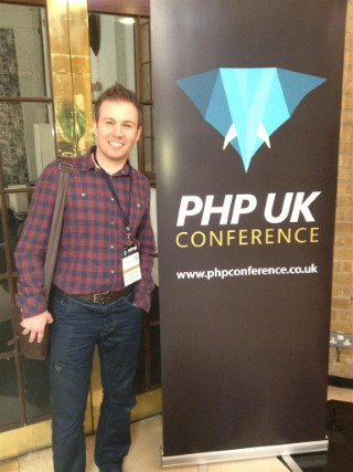 Me At Php Uk Conference 13