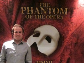 Me Phantom Of The Opera Poster Mk 2012