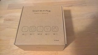 Meross Smart Devices Sept 2019 Box Of Plugs