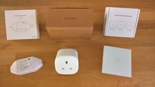 Meross Smart Devices Sept 2019 Display