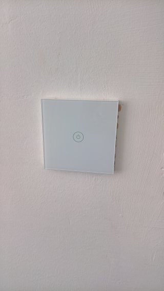 Meross Smart Devices Sept 2019 Light Switch Mounted